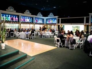 Wedding at Saratoga Horse Racing Museum